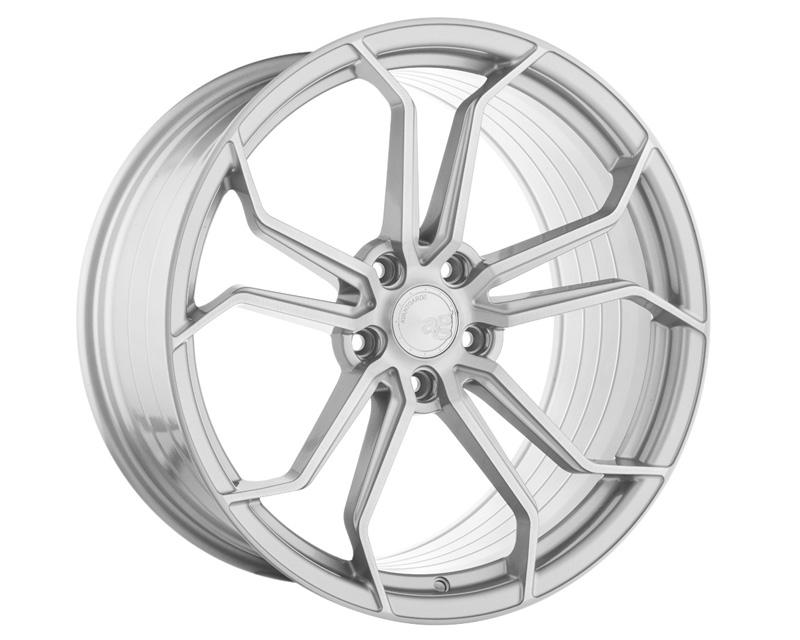 Avante Garde M632 Silver Machined Wheel 22x11 BLANK 20mm