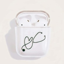 Stethoscope Print AirPods Case