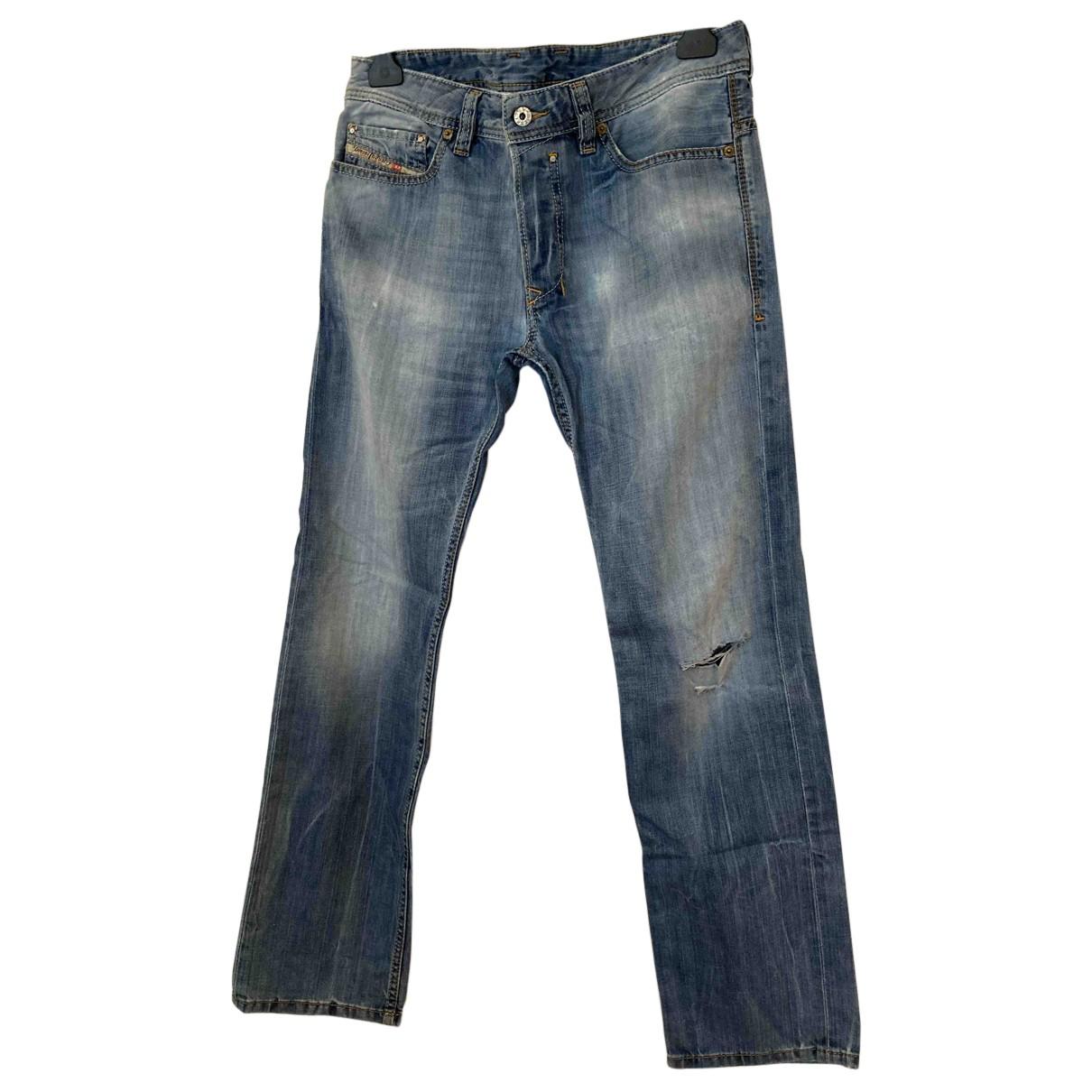 Diesel N Blue Denim - Jeans Jeans for Women 29 US