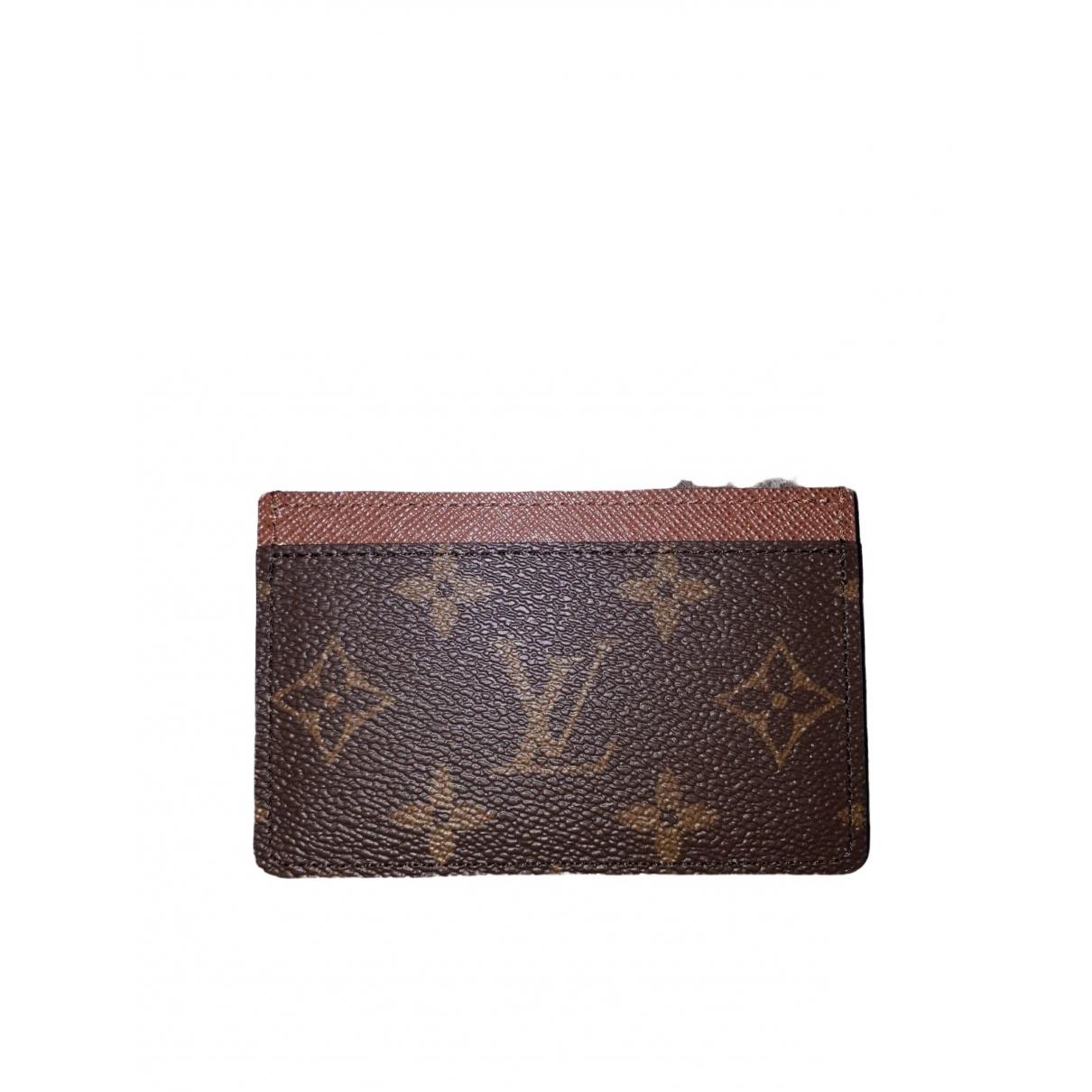Tarjetero de Lona Louis Vuitton