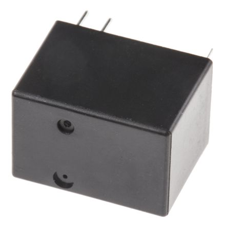 TE Connectivity , 24V dc Coil Non-Latching Relay SPDT, 1A Switching Current PCB Mount Single Pole