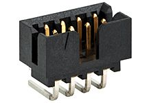 Molex , Milli-Grid, 87833, 30 Way, 2 Row, Right Angle PCB Header (16)