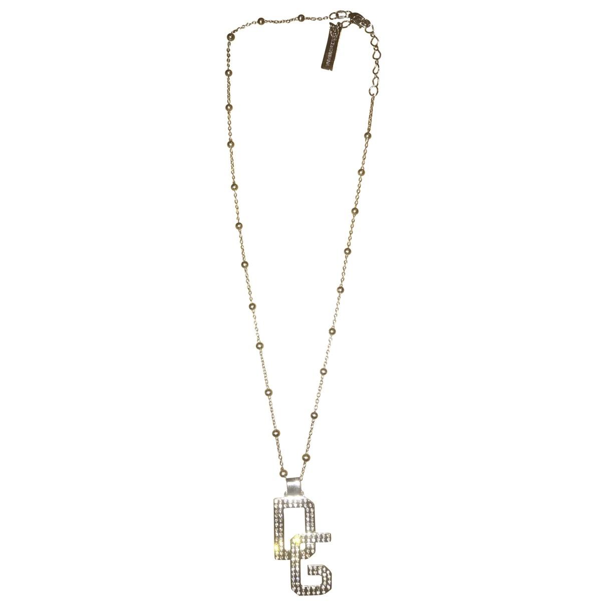 Dolce & Gabbana \N Anhaenger in  Silber Silber