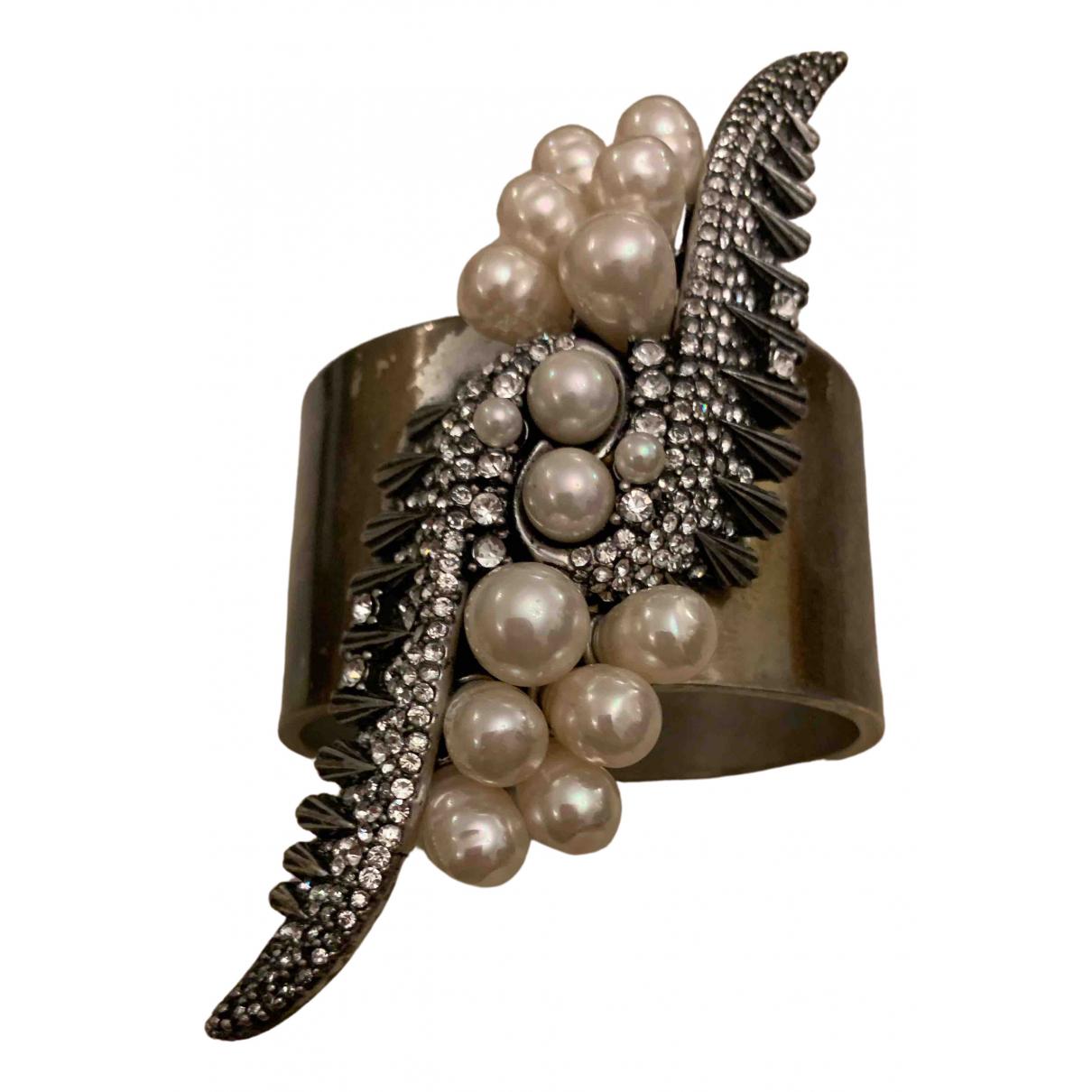 Dannijo - Bracelet   pour femme en perle - blanc