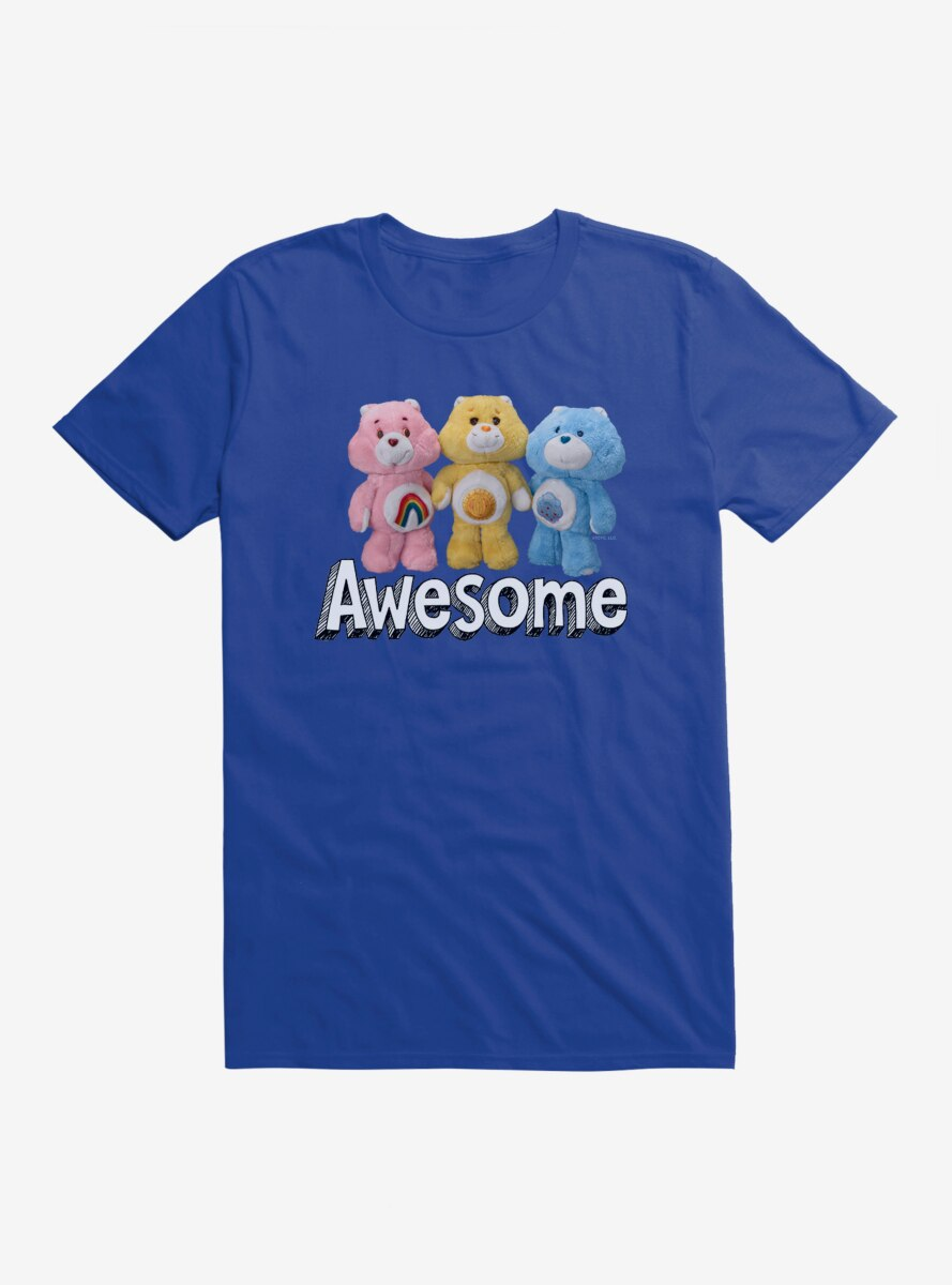 Care Bears Stuffed Awesome T-Shirt