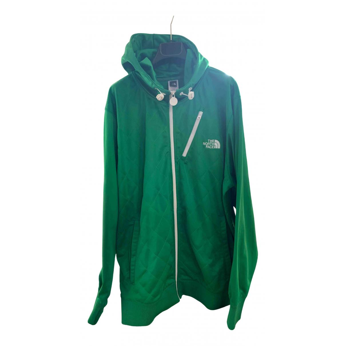 The North Face - Pulls.Gilets.Sweats   pour homme - vert