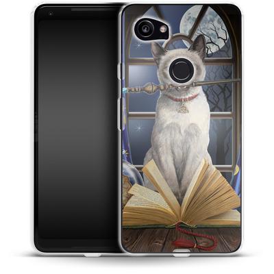 Google Pixel 2 XL Silikon Handyhuelle - Hocus Pocus von Lisa Parker