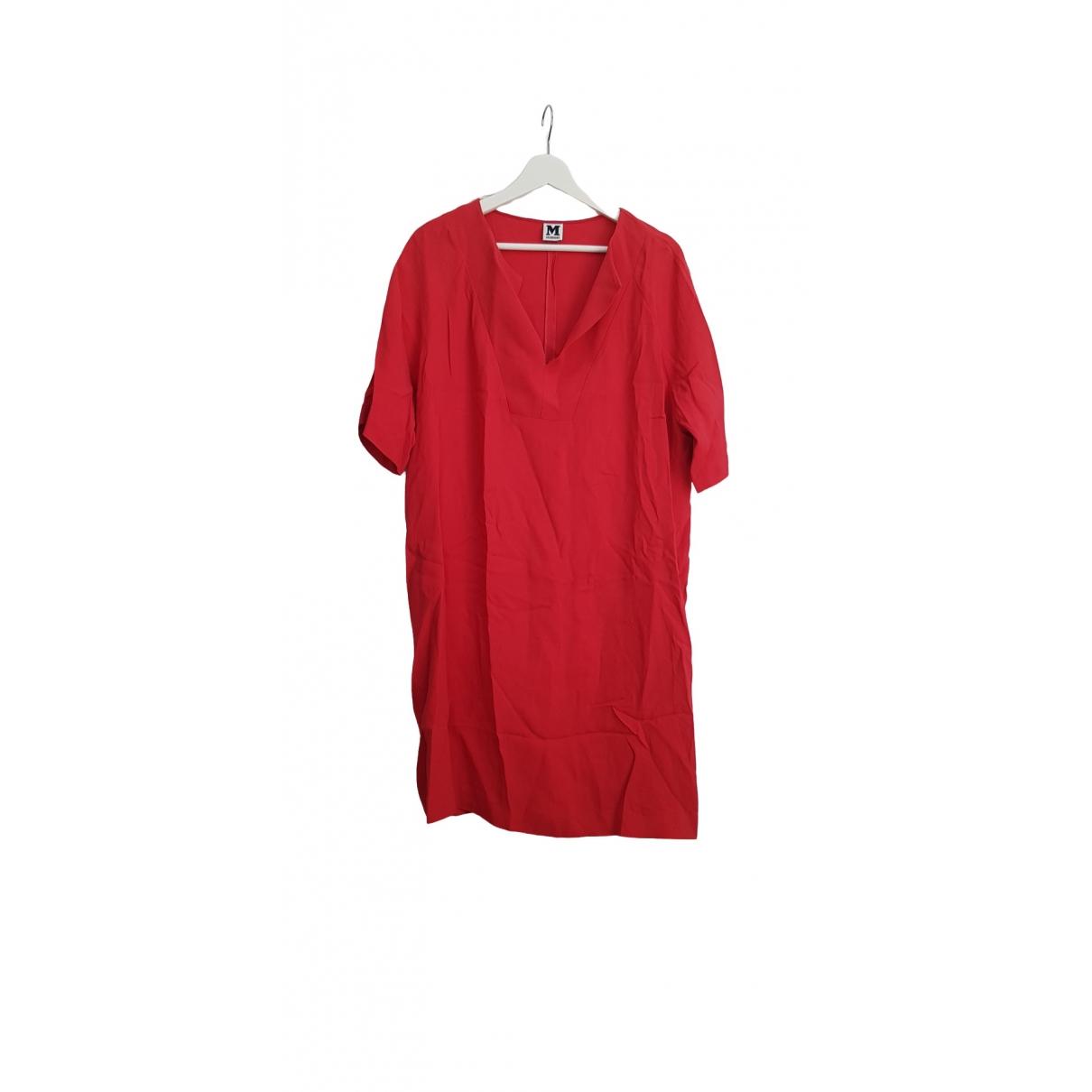M Missoni \N Red dress for Women 44 IT
