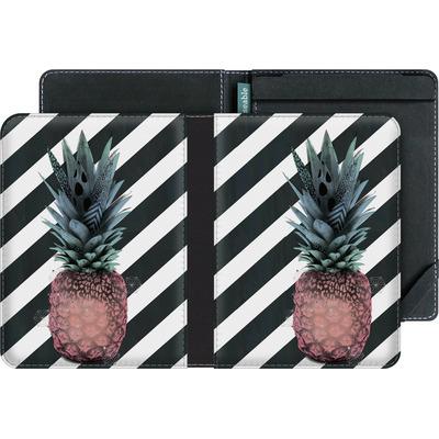 tolino vision eBook Reader Huelle - Pink Pineapple von Victoria Topping