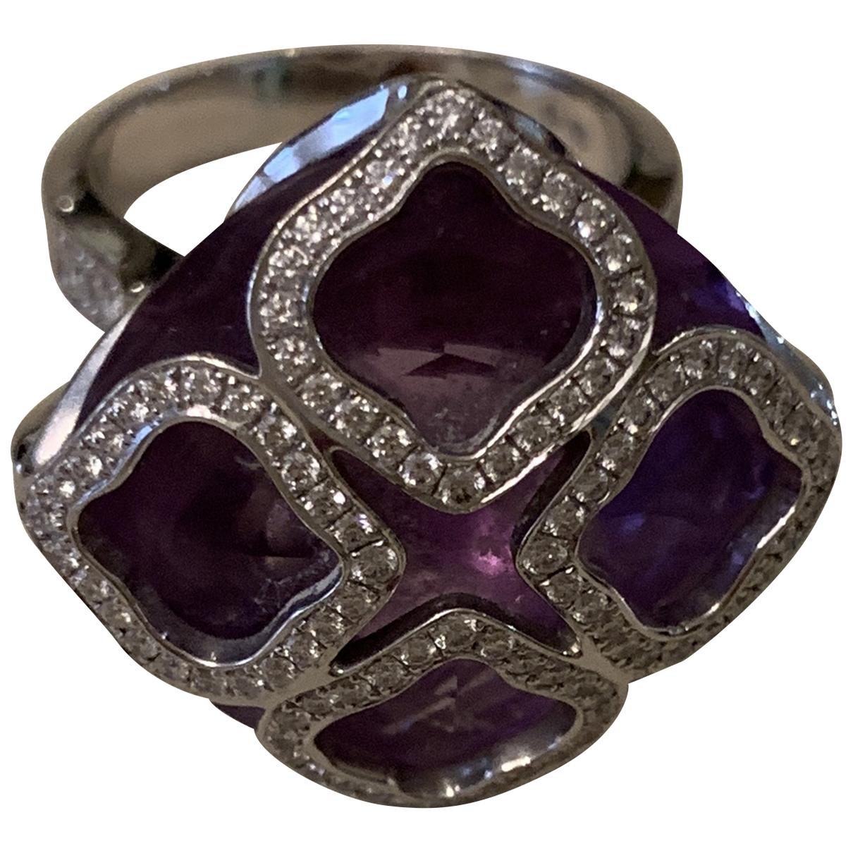 Chopard \N Ring in  Weiss Weissgold