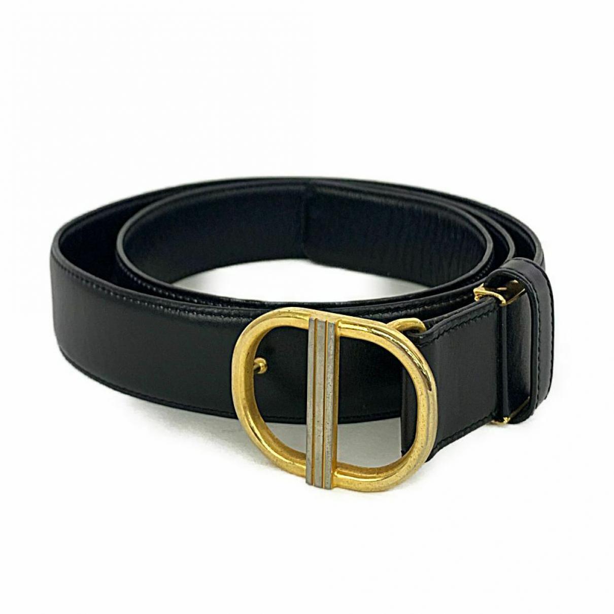 Cinturon Christian Dior