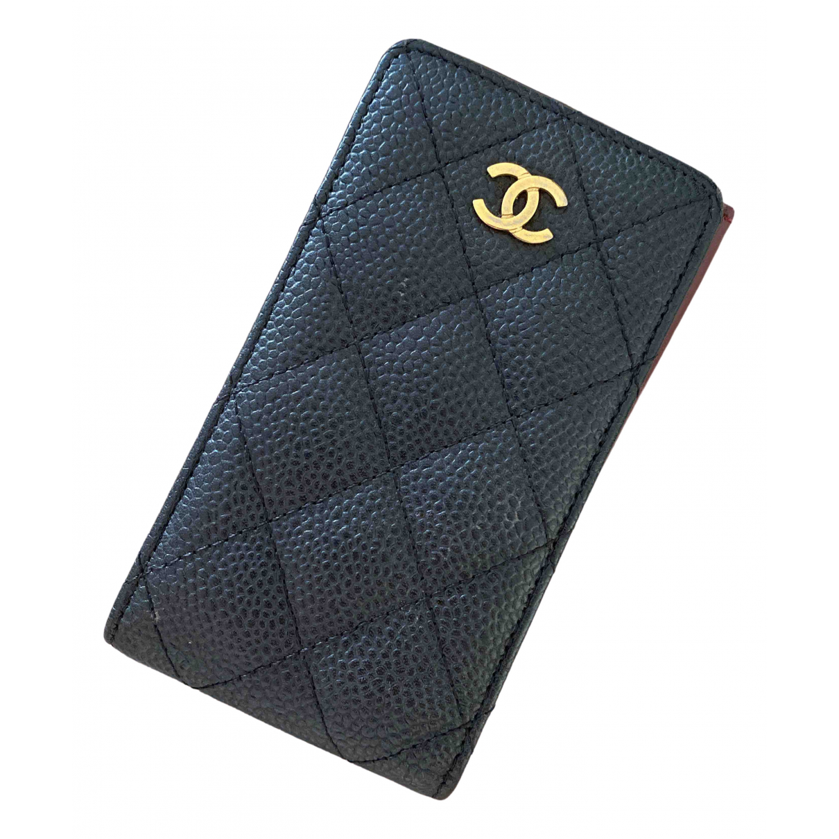 Chanel \N Black Leather Accessories for Life & Living \N