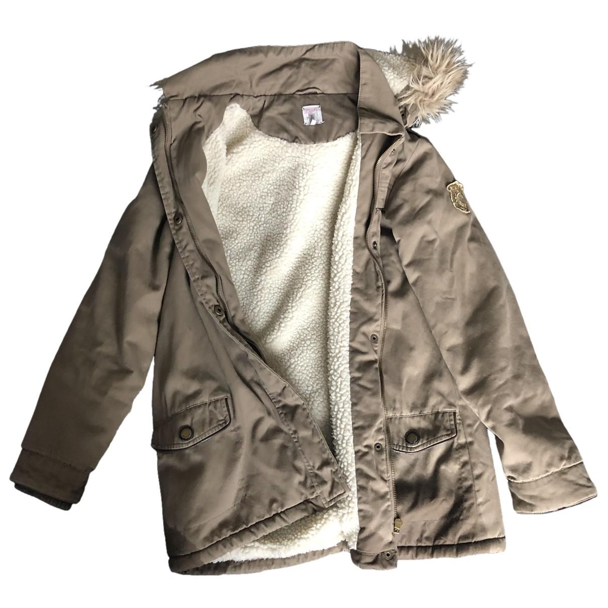 Karl Marc John N Camel Cotton jacket & coat for Kids 14 years - S FR