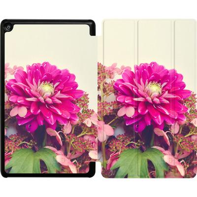 Amazon Fire HD 8 (2017) Tablet Smart Case - Pink Dahlia 2 von Joy StClaire