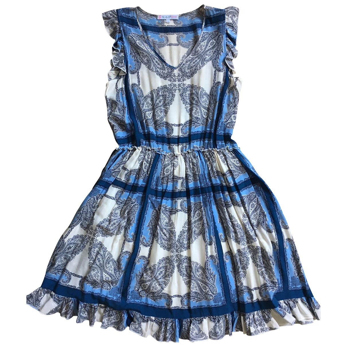 Paul & Joe Sister \N Blue dress for Women 36 FR