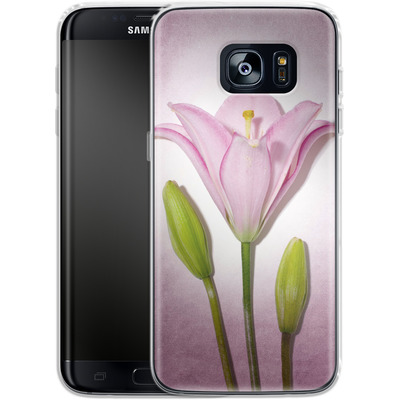 Samsung Galaxy S7 Edge Silikon Handyhuelle - Marfuschka III von Marie-Luise Schmidt