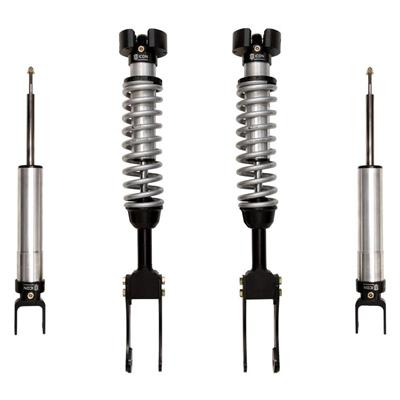 Icon Suspension 2 Inch Stage 1 Lift Kit with IFP Series Shocks - K26011