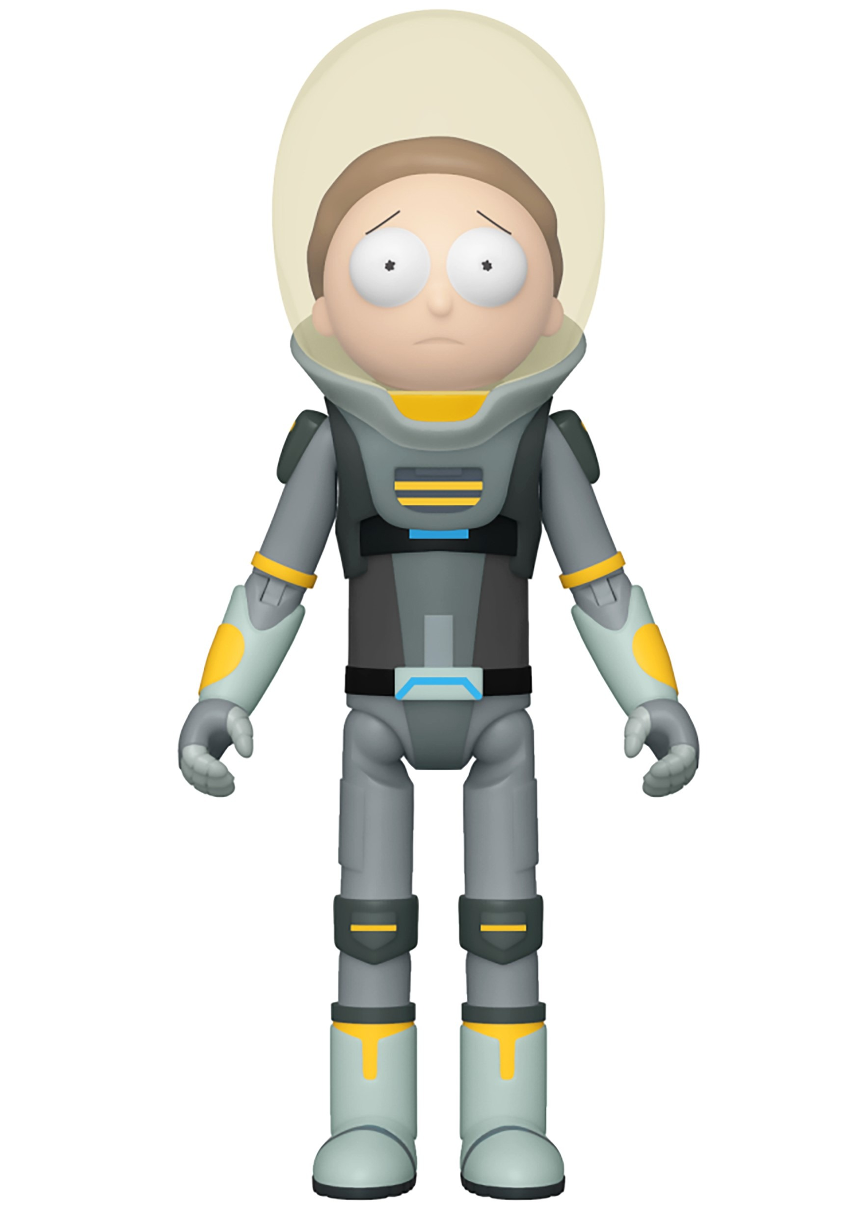 Action Figure: Space Suit Morty - Rick & Morty