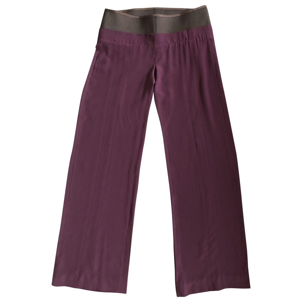 Pantalon largo Fendi