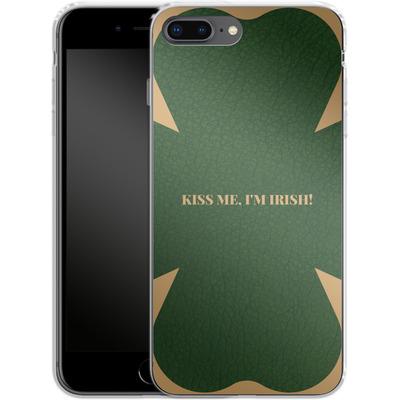 Apple iPhone 7 Plus Silikon Handyhuelle - Irish von caseable Designs