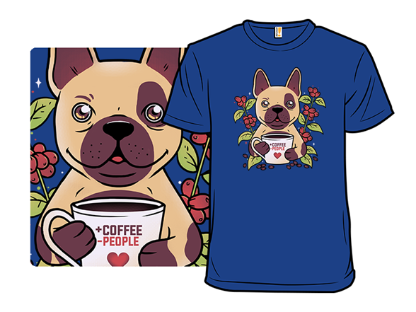 More Coffee T Shirt