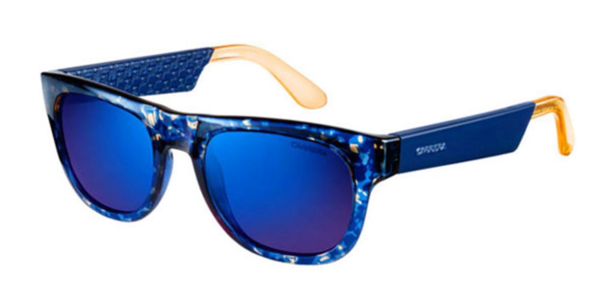 Carrera 5006 1UI/1G Men's Sunglasses Blue Size 52