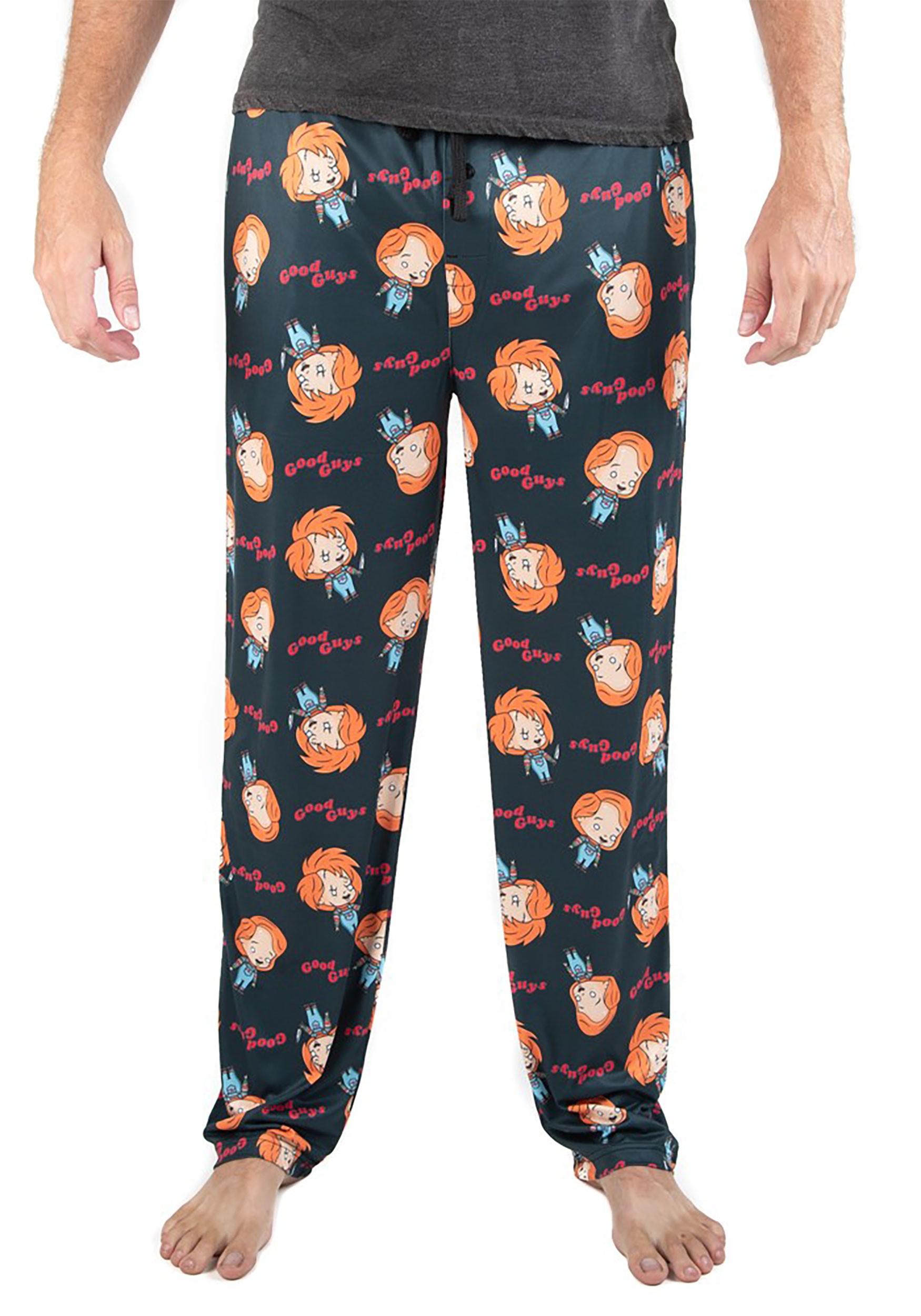 Sleep Pants Chucky All Over Print Sleep Pants