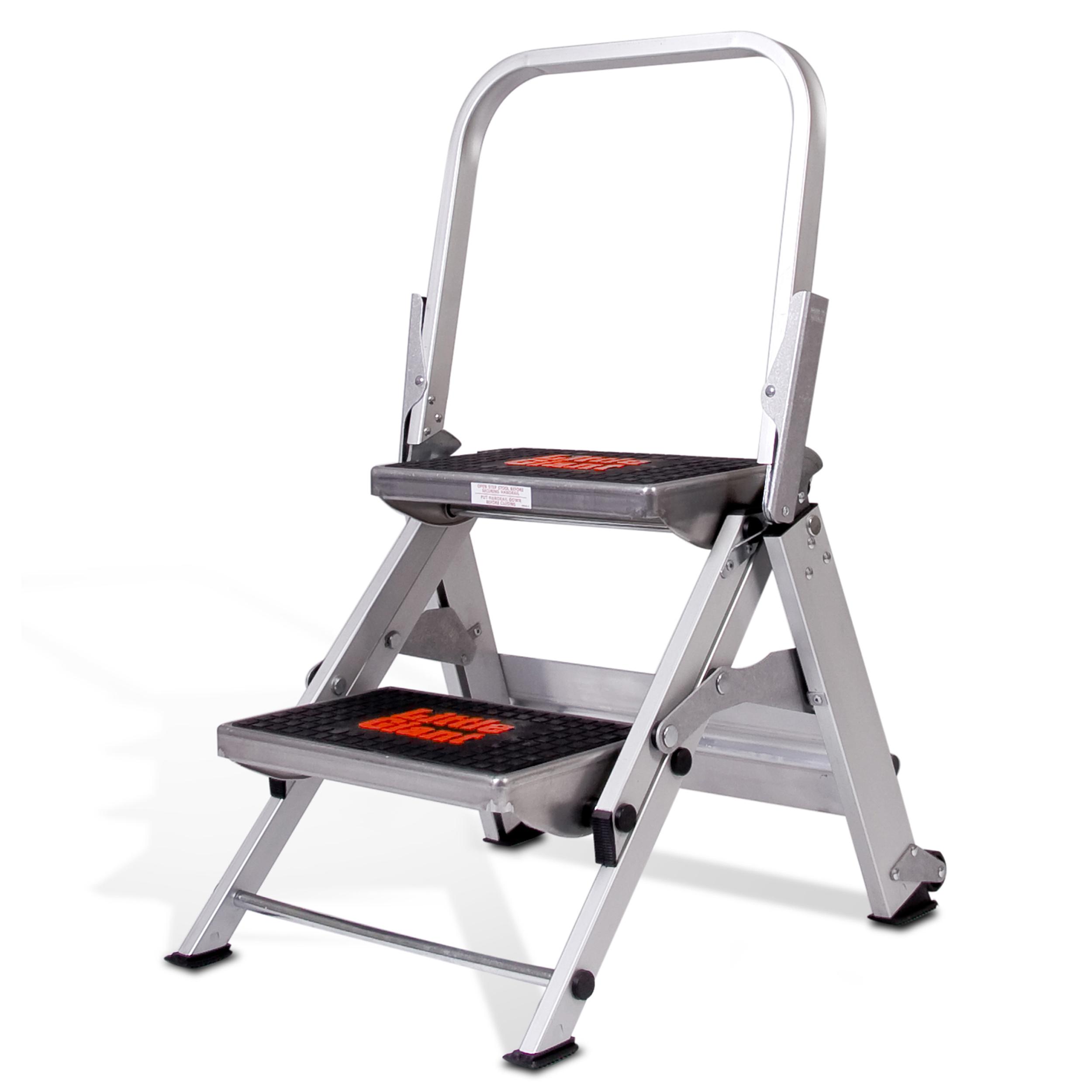 Little Giant Safety Step Ladder - 2 Step