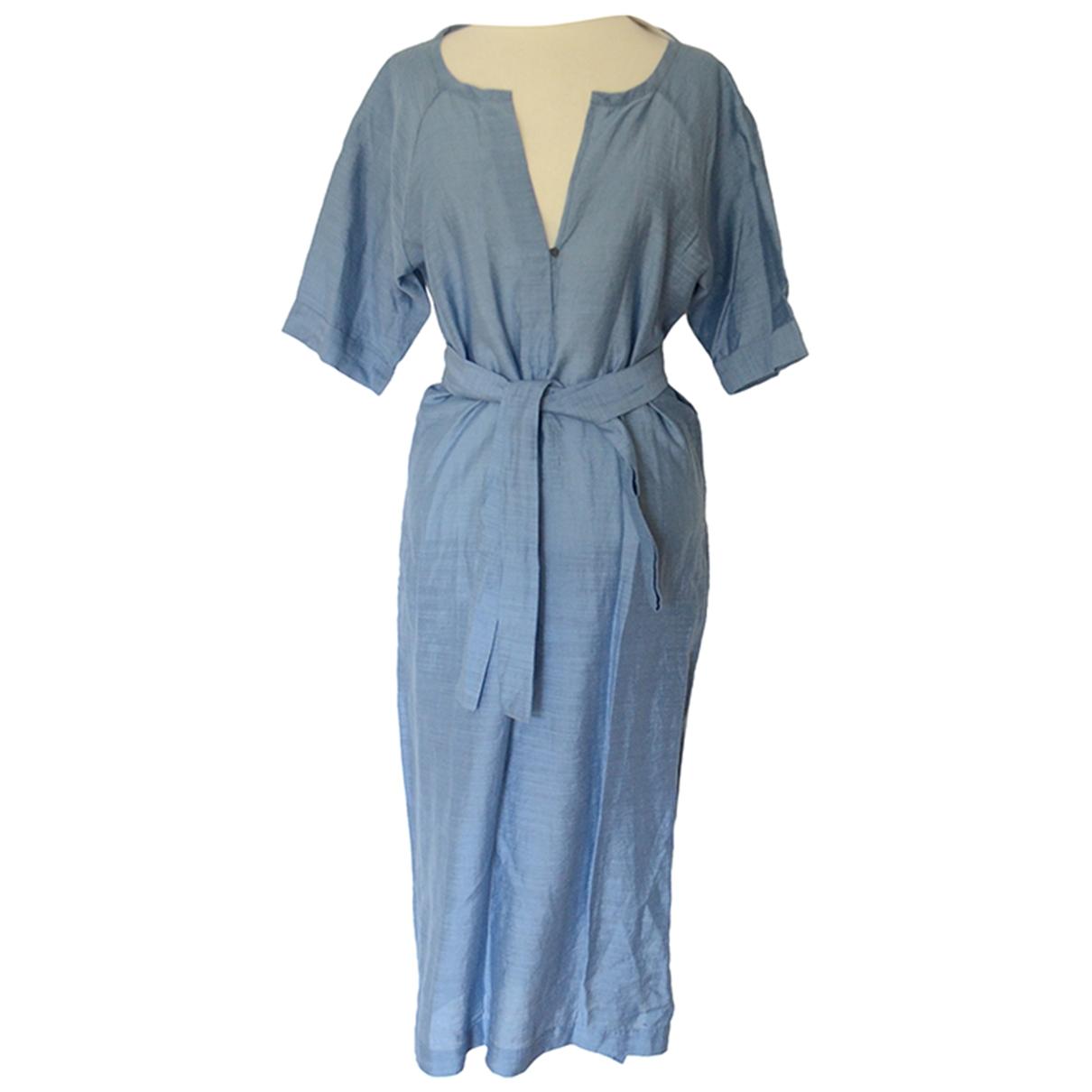 Humanoid \N Blue dress for Women M International