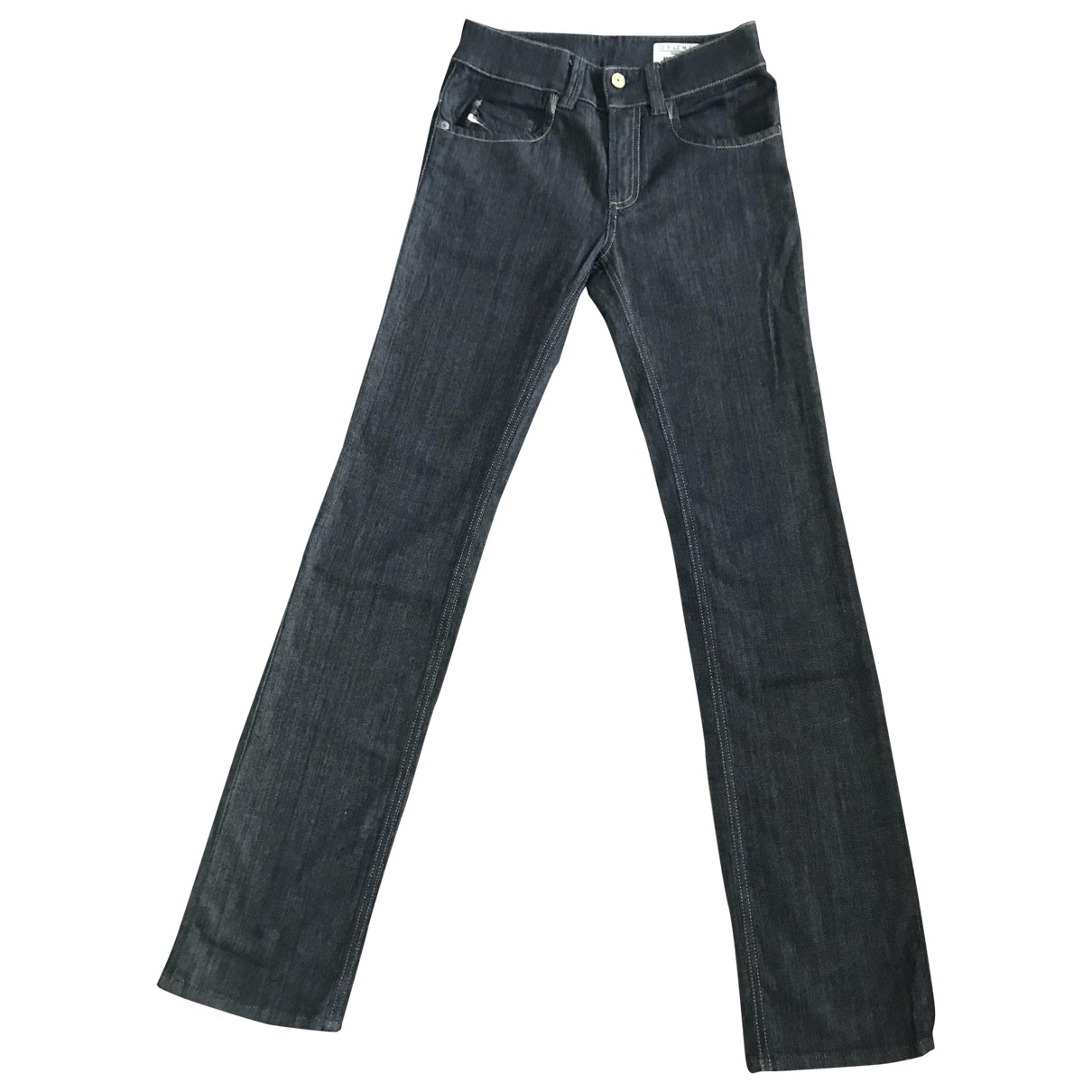Diesel \N Blue Cotton - elasthane Jeans for Women 27 US