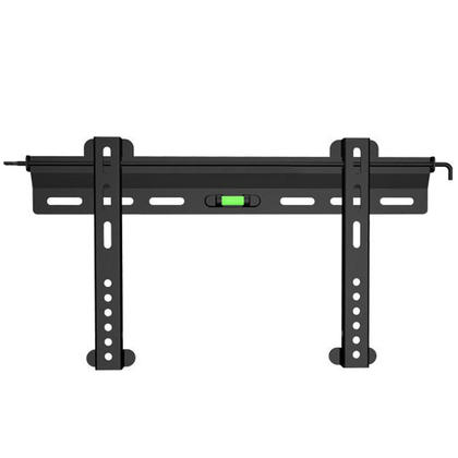 Ultra-Slim Fixed TV Wall Mount Bracket for TVs 32 inch to 55 inch, Black - Monoprice®