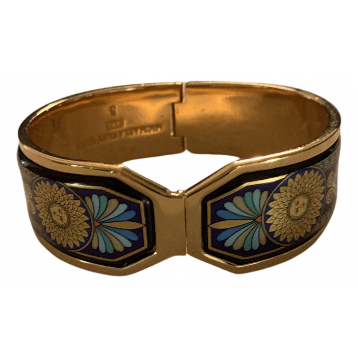 Michaela Frey \N Armband in  Tuerkis Keramik