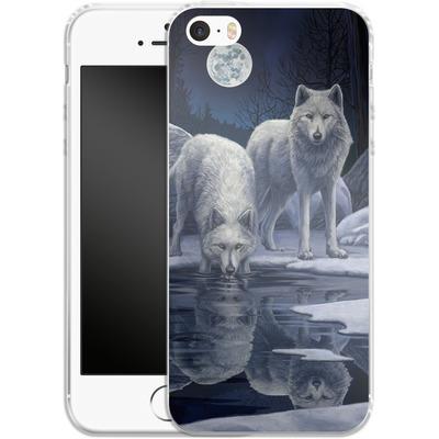 Apple iPhone 5 Silikon Handyhuelle - Warriors of Winter von Lisa Parker