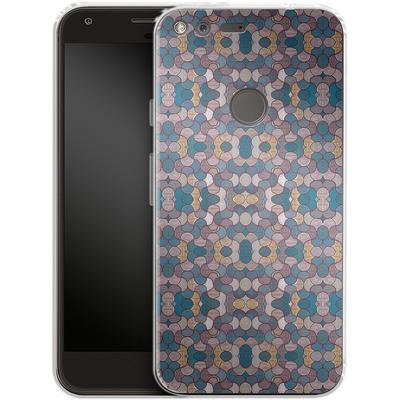 Google Pixel Silikon Handyhuelle - Lyon 01 von Daniel Martin Diaz
