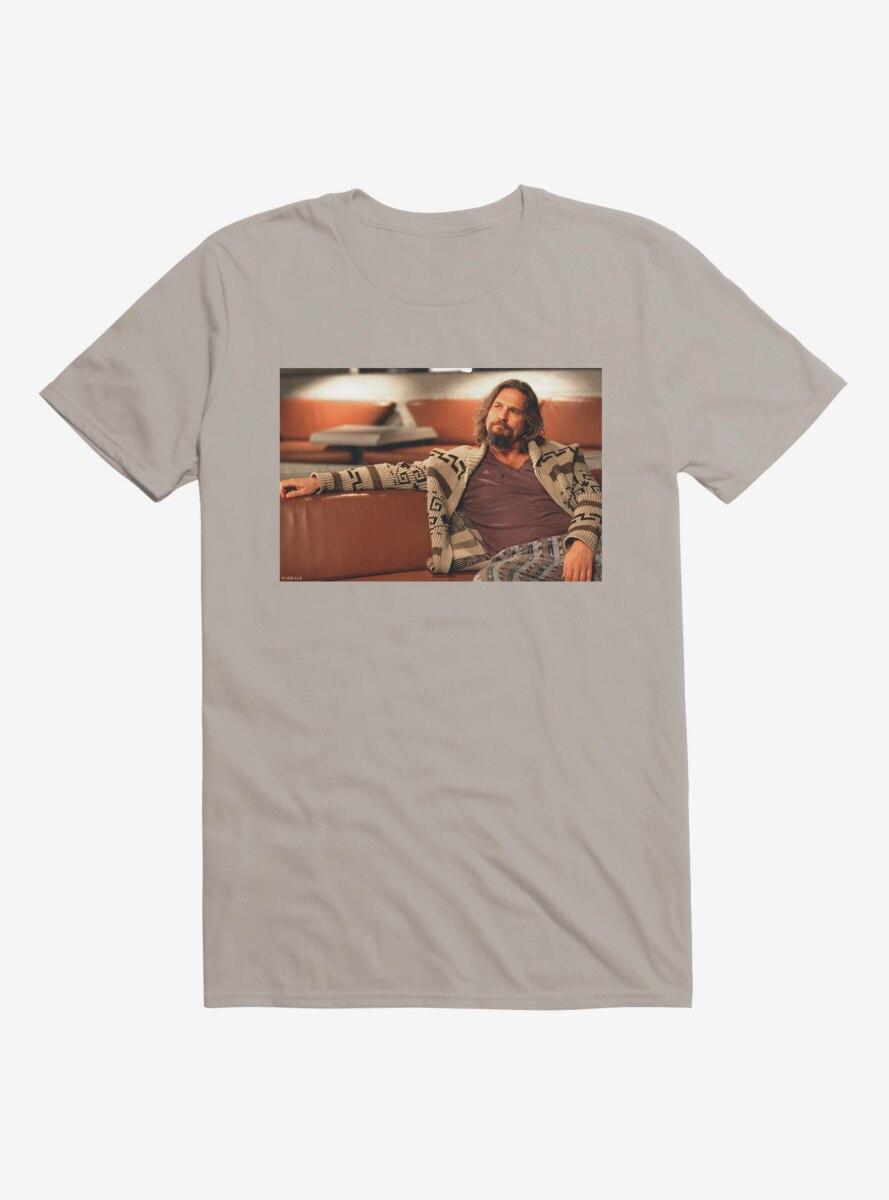 Big Lebowski Reclined T-Shirt