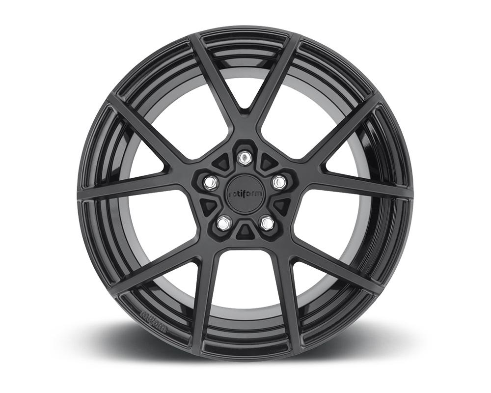 Rotiform R139188579+35 KPS Two-Tone Black Cast Monoblock Wheel 18x8.5 5x100 35mm