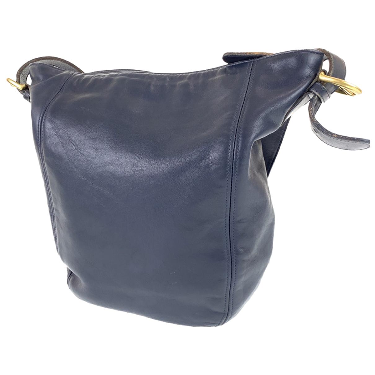 Coach N Leather handbag for Women N
