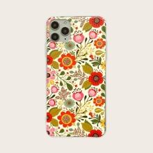 IPhone-Huelle mit Blumendruck