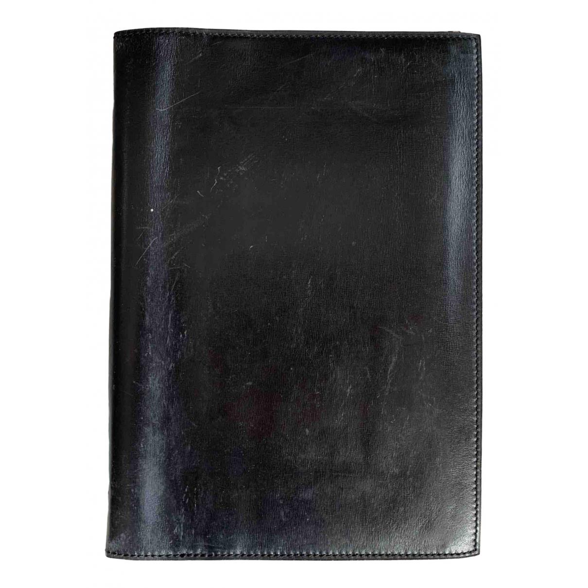 Delvaux N Black Leather Purses, wallet & cases for Women N