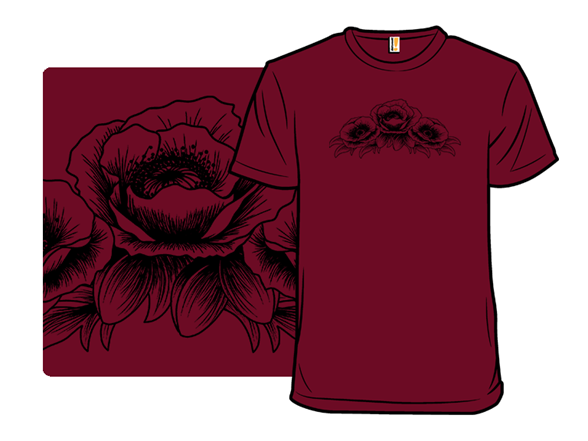 Poppies T Shirt