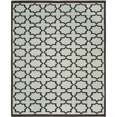 Safavieh Walter Hand Woven Flat Weave Area Rug, One Size , Blue