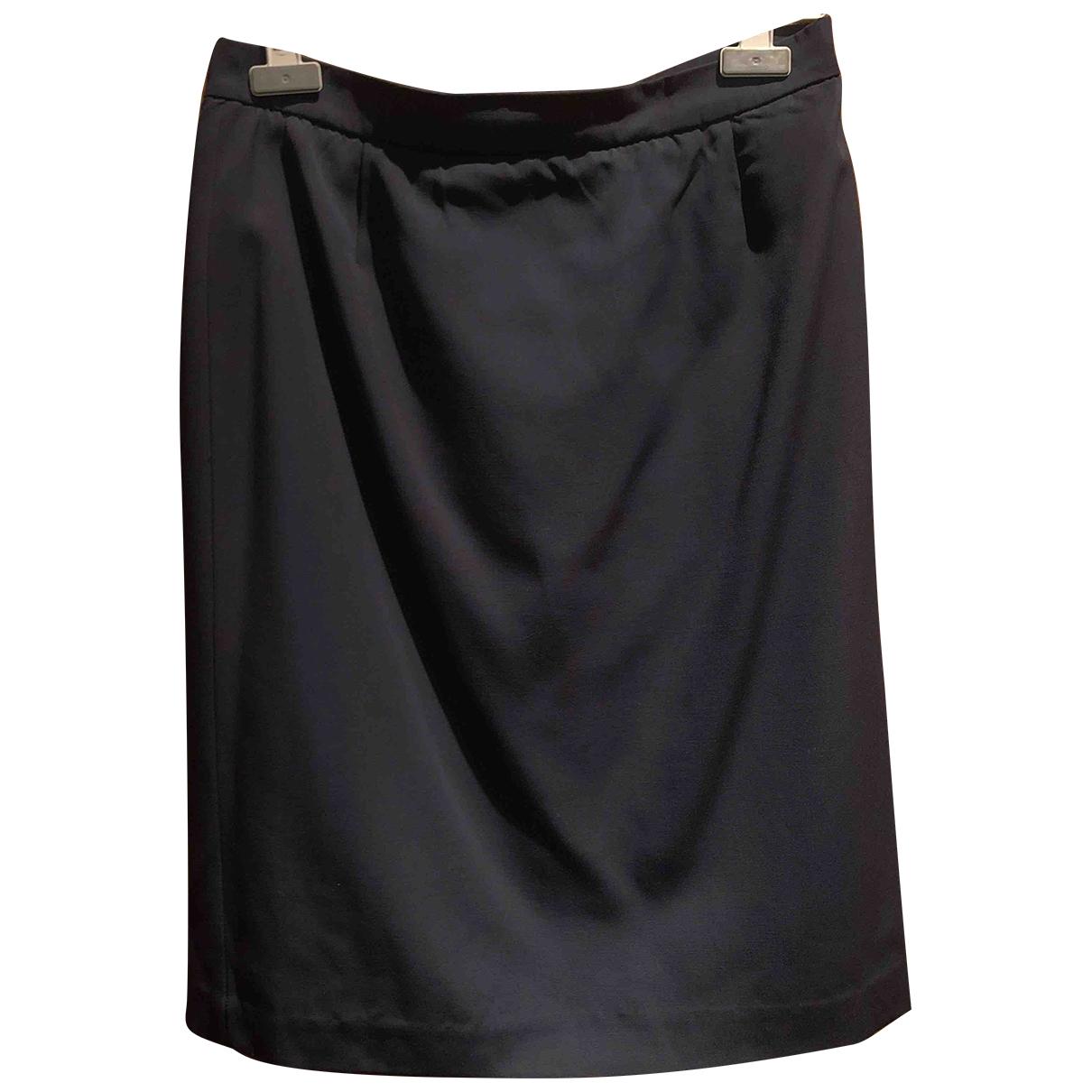 Yves Saint Laurent - Jupe   pour femme - gris