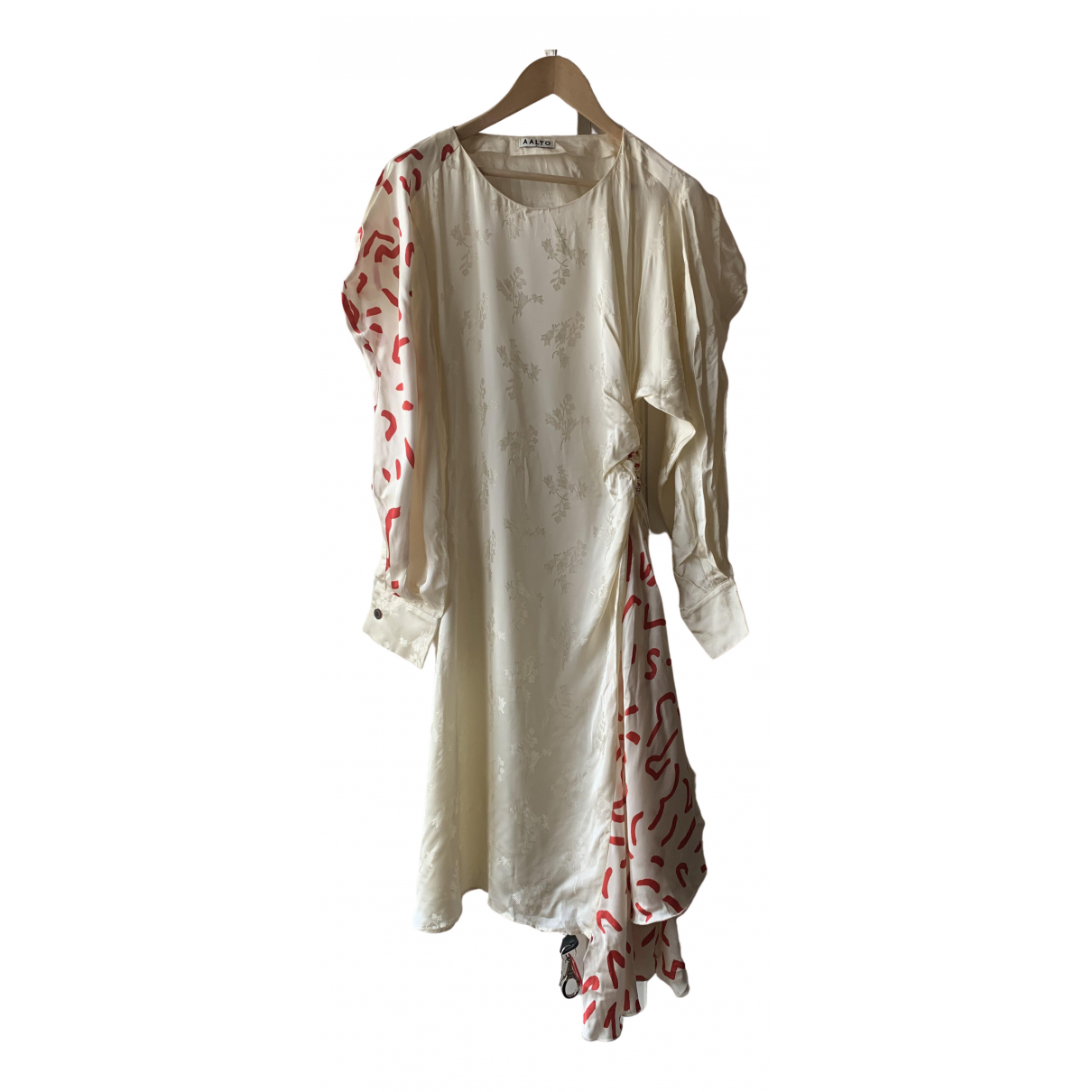 Aalto - Robe   pour femme - multicolore