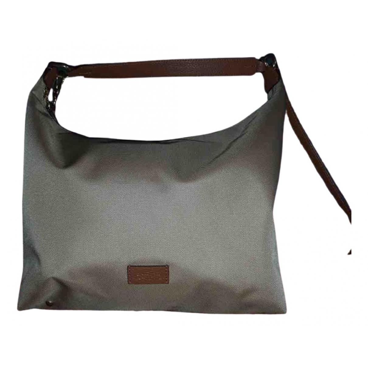 Lauren Ralph Lauren \N Khaki Cloth handbag for Women \N
