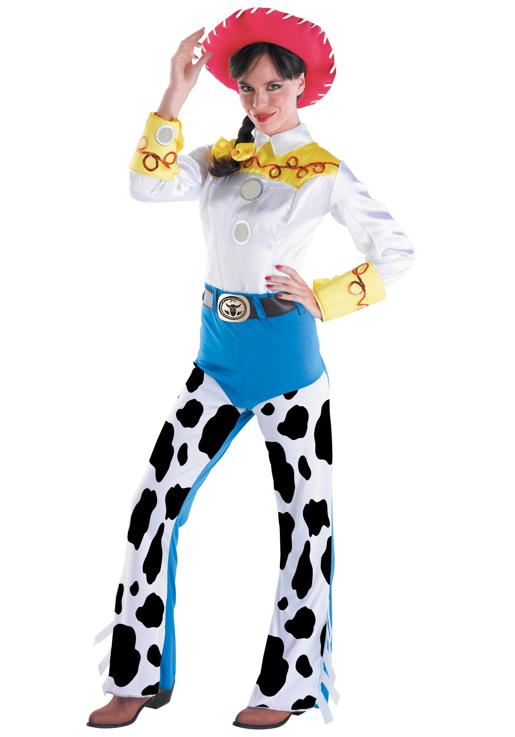 Toy Story Jessie Costume for Women