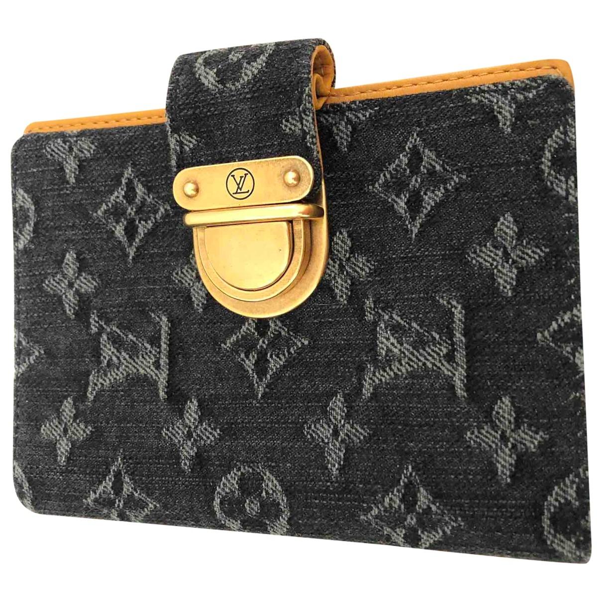 Louis Vuitton - Objets & Deco   pour lifestyle en denim - bleu