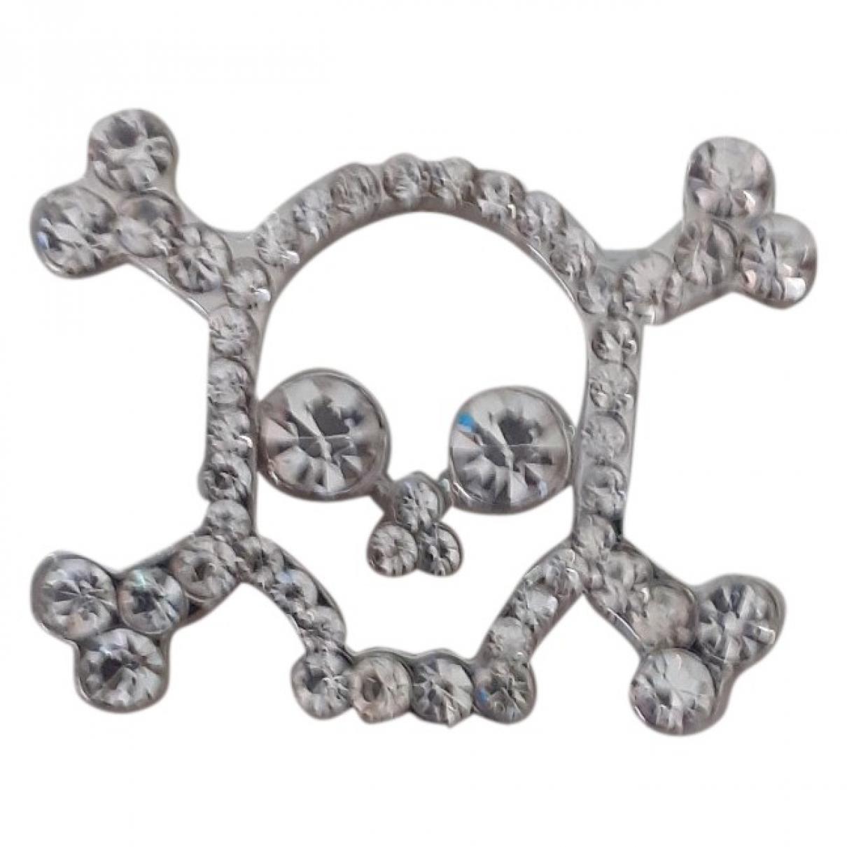 Marc Jacobs - Broche   pour femme en metal - argente