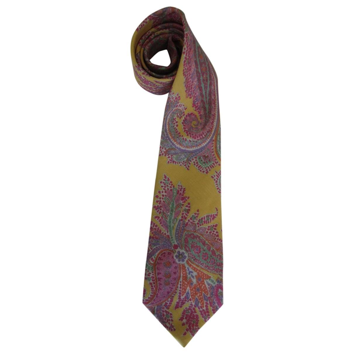 Ralph Lauren Purple Label \N Krawatten in  Bunt Seide