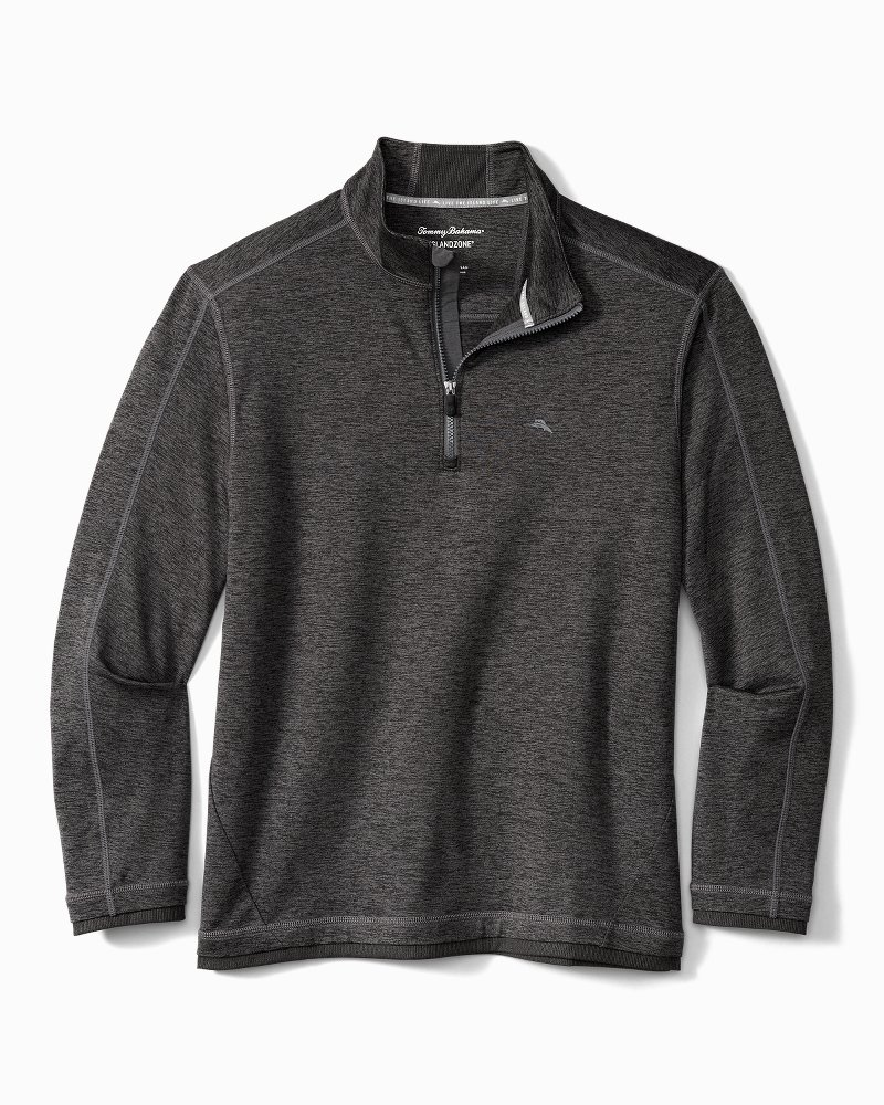 Hermosa Harbor Half-Zip Sweatshirt