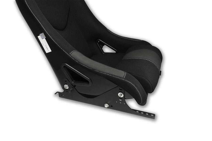 Brey Krause R-9261 Seat Mounts 410mm-434mm Wide Mount Points BMW E9X
